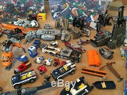 Lego Ensemble Joblot Collection Ville, Train, Star Wars, Pirates 170+ Mini Figures