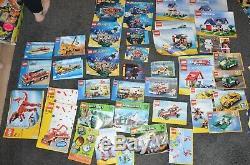 Lego Massive Lot 300+ Chiffres, 50 KG Au Total Inc Star Wars, City, Vintage