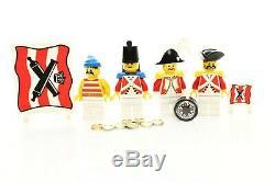 Lego Pirates Set I 6271 Garde Impériale Flagship Millésime Complet 100% Rare 1992