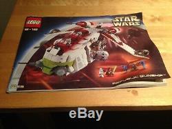 Lego Star Était 7163 République Gunship (unboxed)