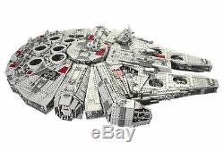 Lego Star Wars 10179 Millennium Falcon Ucs Nouveau Scellé