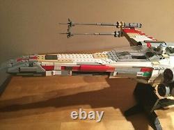 Lego Star Wars 7191 Ucs X-wing (sans Boîte)