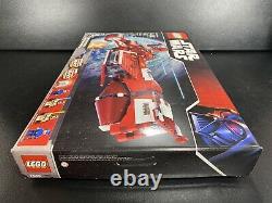 Lego Star Wars 7665 Red Republic Cruiser Rare 2007 Set Nouveautés Scellé Box