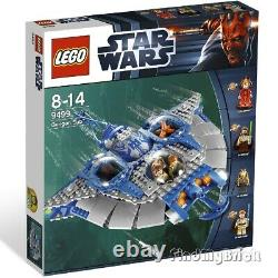 Lego Star Wars 9499 Gungan Sub Queen Amidala Qui-gon Jinn Obi-wan Jar Nouveau