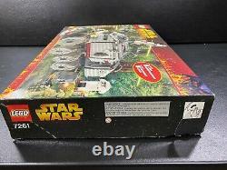 Lego Star Wars Clone Turbo 7261 Réservoir Cachetées Dans Box Mace Windu 2005