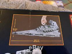 Lego Star Wars Imperial Star Destroyer (75055)