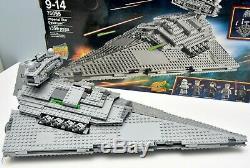 Lego Star Wars Imperial Star Destroyer 75055 Rare