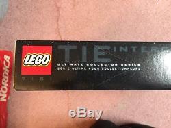 Lego Star Wars Série Ultimate Collector Tie Interceptor (7181), Nouveau