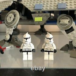 Lego Vintage Wars Originale Étoiles At-te 4482 Rare Ensemble 98% Complet