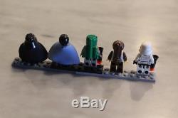 Les Figurines Originales De Ville Nuageuse De Lego Star Wars # 10123 (5 Minifigs)