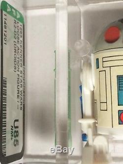 Loose Vintage Star Wars Droids R2-d2 Sabre Pop-up Afa U85