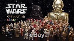 Lot De Star Wars Vintage