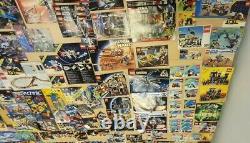 Massive Lego Collection Lego Star Wars, City, Technic Etc. +instructions