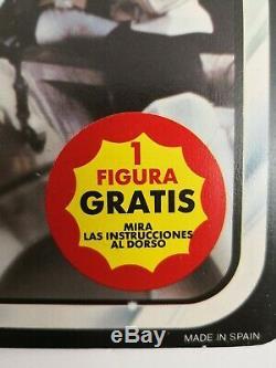 Pbp Poch Rare En Espagne Star Wars Vintage Bikerscout Rotj Retour 65 Moc