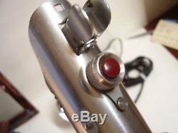 Poignée Grafflex Originale 3 Cellules Rouge Flash Star-wars Lightsaber-vintage Vendue Telle Quelle