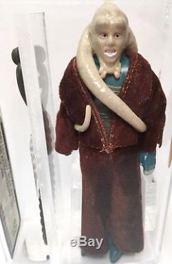 Rare LILI Ledy Cap Rouge Bavoir Fortuna & Coa Vintage Star Wars Figure Hk Afa 80