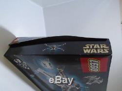 Rare Star Wars Lego Modèle 7191 Ultimate Collector Série X Wing Fighter Ucs Nib
