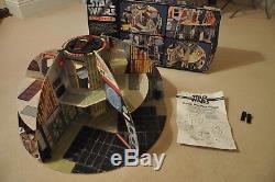 Rare Star Wars Vintage Death Star Palitoy 1978 En Boîte Complète