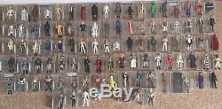 Rare Vintage Star Wars 95 Figure Afa Figure Complet Complet Set 85 85+ U85 90 U90