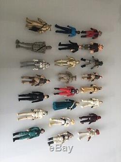 Rare Vintage Star Wars Chiffres Dont Stormtrooper Luke