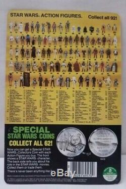 Rare Vintage Star Wars R2-d2 Pop-up Sabre Kenner 1984 Dernière Potf 17 Lire