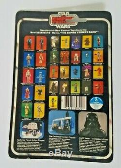 Robe Bespin Leia Organa De Star Wars 31 À L'arrière Vintage Moc Carded