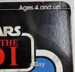 Rotj Boba Fett 65 Vintage Kenner Star Wars Retour Afc 70 Ex + # 11529488