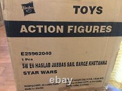Sealed Star Wars Vintage Collection Jabba's Sail Barge Khetanna Haslab
