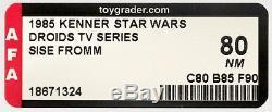 Série Vintage Star Wars Droids Tv Sise Fromm Afa 80 (80/85/90)! Sous-moc Élevé