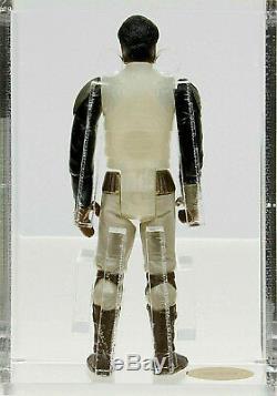 Sko Vintage Star Wars Lando Prototype First Shot Afa Q-90 Nm + / Mt Avec Coa
