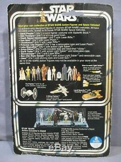Star Wars 12 Ben Retour Kenobi Vintage 1977 Kenner Scellé En Usine