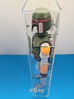 Star Wars 12 Pouces Vintage Boba Fett 1979 Kenner Afa 85 En Vrac
