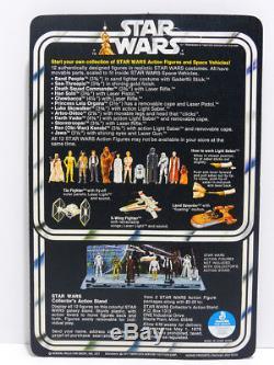 Star Wars 12 Retour Double Télescopique Luke Skywalker Figure Moc Kenner Vintage