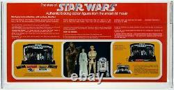 Star Wars 1977 Certificat Vintage Kenner Early Bird Misb Afa 85