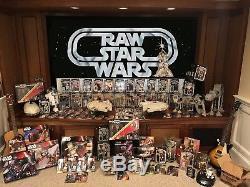 Star Wars 1977 Premier Groupe De 12 Figures Ultimate Moc