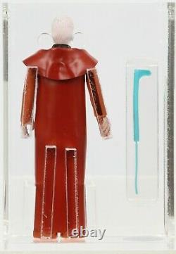 Star Wars 1977 Vintage Kenner Dt Obi-wan Kenobi (hk) Action Libre Figure Afa 80