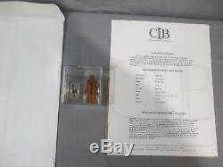 Star Wars 1977 Vinyl Cape Jawa Afa 75 En Vrac Avec Classement Coa Vintage A New Hope