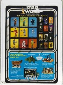 Star Wars 1979 Vintage Kenner 21 Retour B Boba Fett Moc Afa 80