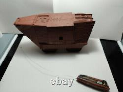 Star Wars À Distance Radio Télécommandée Jawa Sandcrawler Complet Vtg Kenner