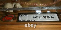Star Wars Amanaman 1985 Kenner Ukg Grade 85% L. F. L Cased Vintage Komplett