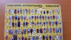 Star Wars Amanaman Vintage 17 Figurine Cardée Pouvoir De La Force