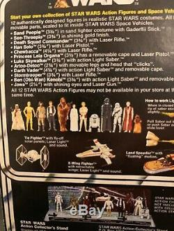 Star Wars Artoo-detoo (r2-d2) Vintage Original À 12 Positions, Moc Par Kenner 1977