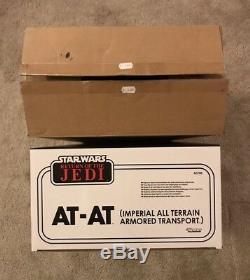 Star Wars Atat The Vintage Collection Brand New Originaux Livraison Carton Hasbro