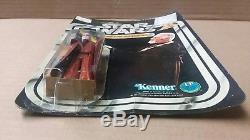 Star Wars Ben (obi-wan) Kenobi Moc 12 Retour À L'origine Kenner Vintage 1977