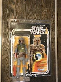 Star Wars Boba Fett 12 Tirs De Roquettes Vintage Gentle Giant __gvirt_np_nn_nnps<__ Action Figure Jumbo
