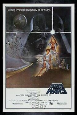 Star Wars Cinemasterpieces 1977 Original 77/21 Vintage __gvirt_np_nn_nnps<__ Affiche Du Film Unused