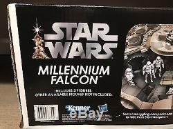 Star Wars Collection Vintage Kenner Millennium Falcon Toys R Us Exclusive Nouveau