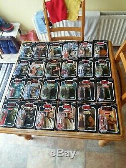 Star Wars Collection Vintage Lot