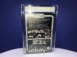 Star Wars Cru Unpunched 12 Retour Leia Afa 80
