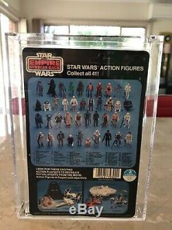 Star Wars Empire Strikes Back Kenner Vintage 1980 Figure Yoda Afa 85